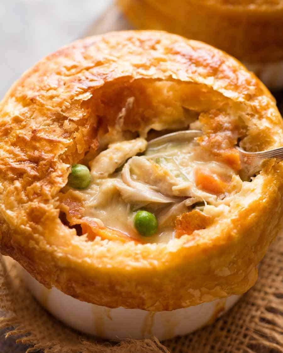 Chicken Pot Pie Recipetin Eats