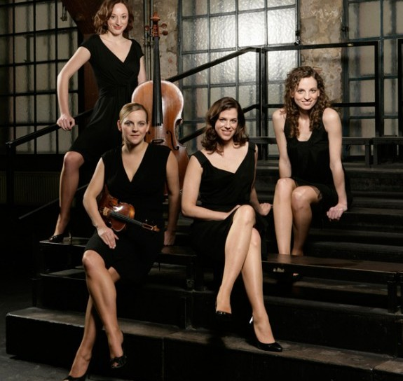 Salut Salon Concert 4 German Ladies In A Hilarious Musical Fight | Salut Salon