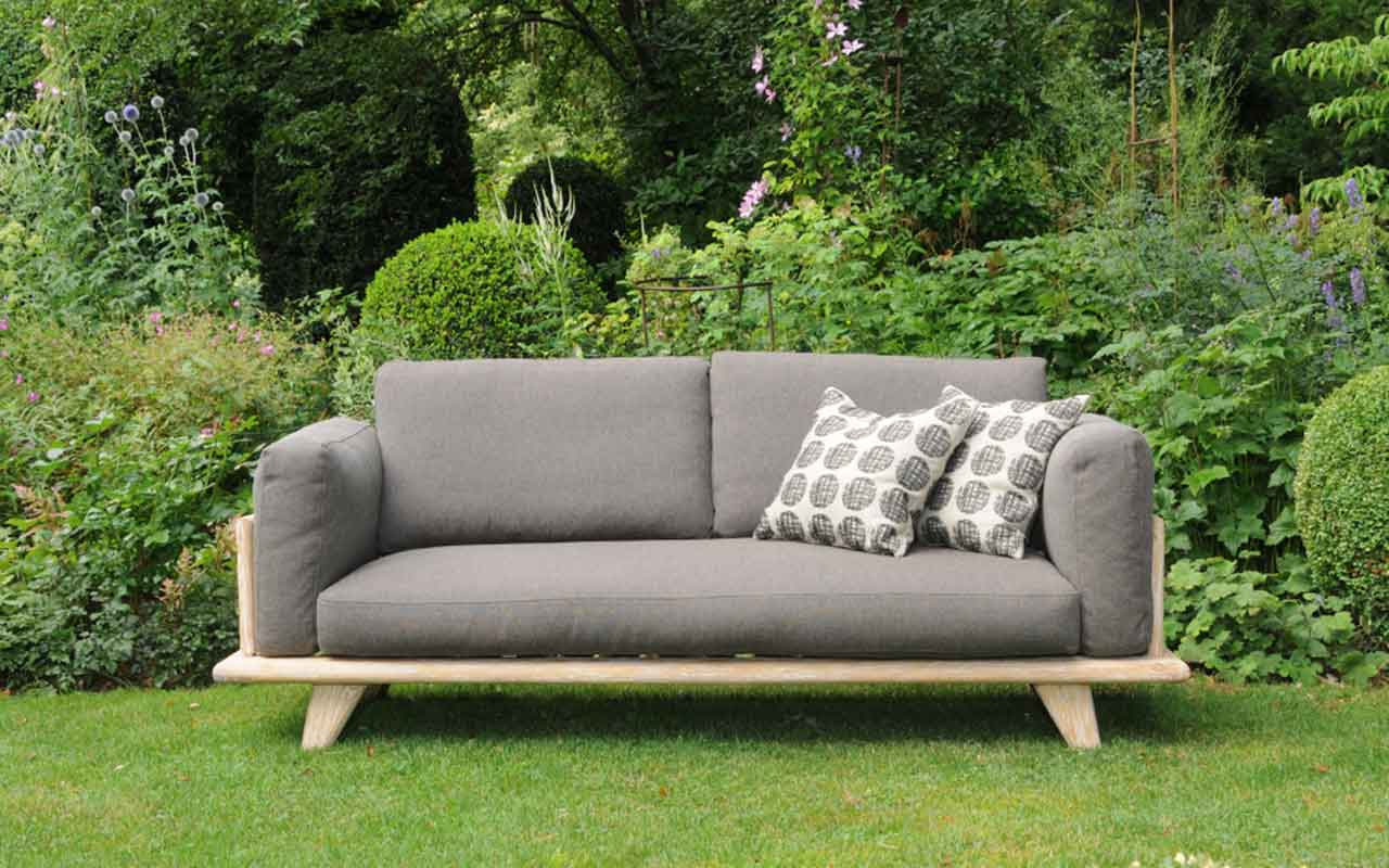 Lounge Couch Garten Snuggle Lounge Sofa Reclaimed