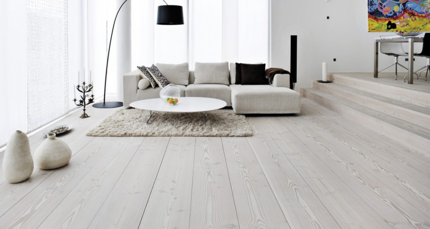 Interior Floor Design Scandinavian Interior Design Real Wood Floors The
