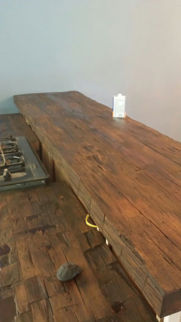 Kitchen Cabinets And Wood Flooring Ideas Reclaimed Wood Project Inspiration | Reclaimed Lumber