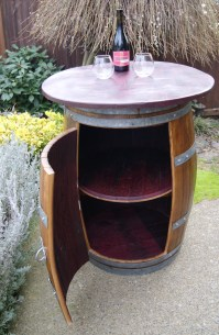 Plans to build Wine Barrel Cabinet Plans PDF Plans