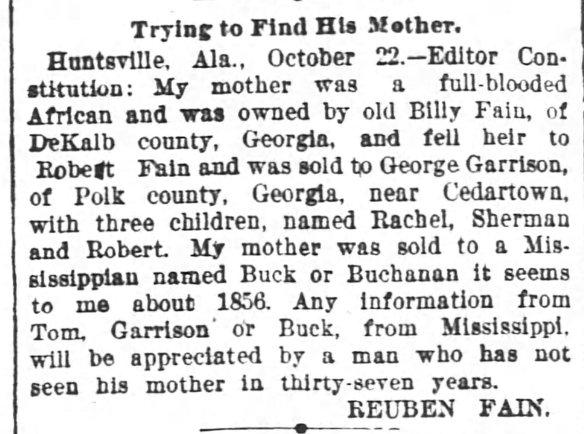 The Atlanta Constitution, October 1892