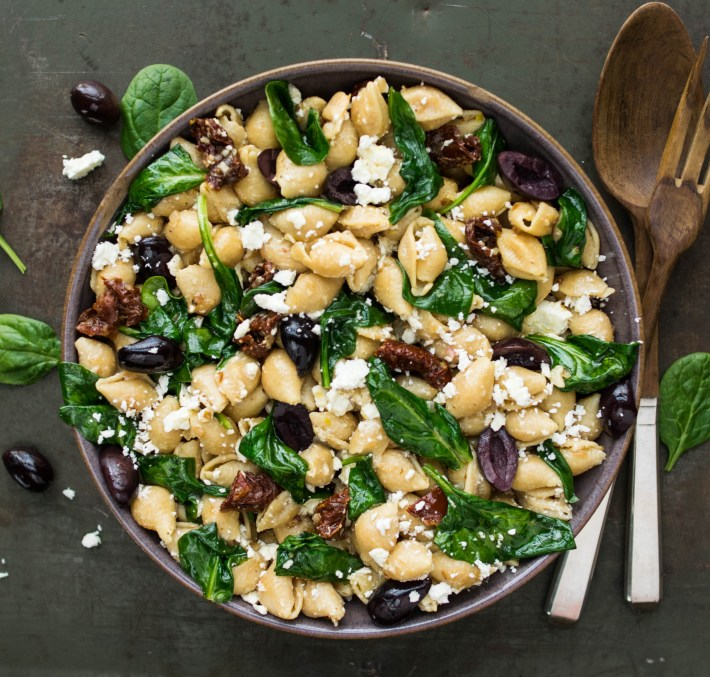 Spinach and Feta Shells 1_