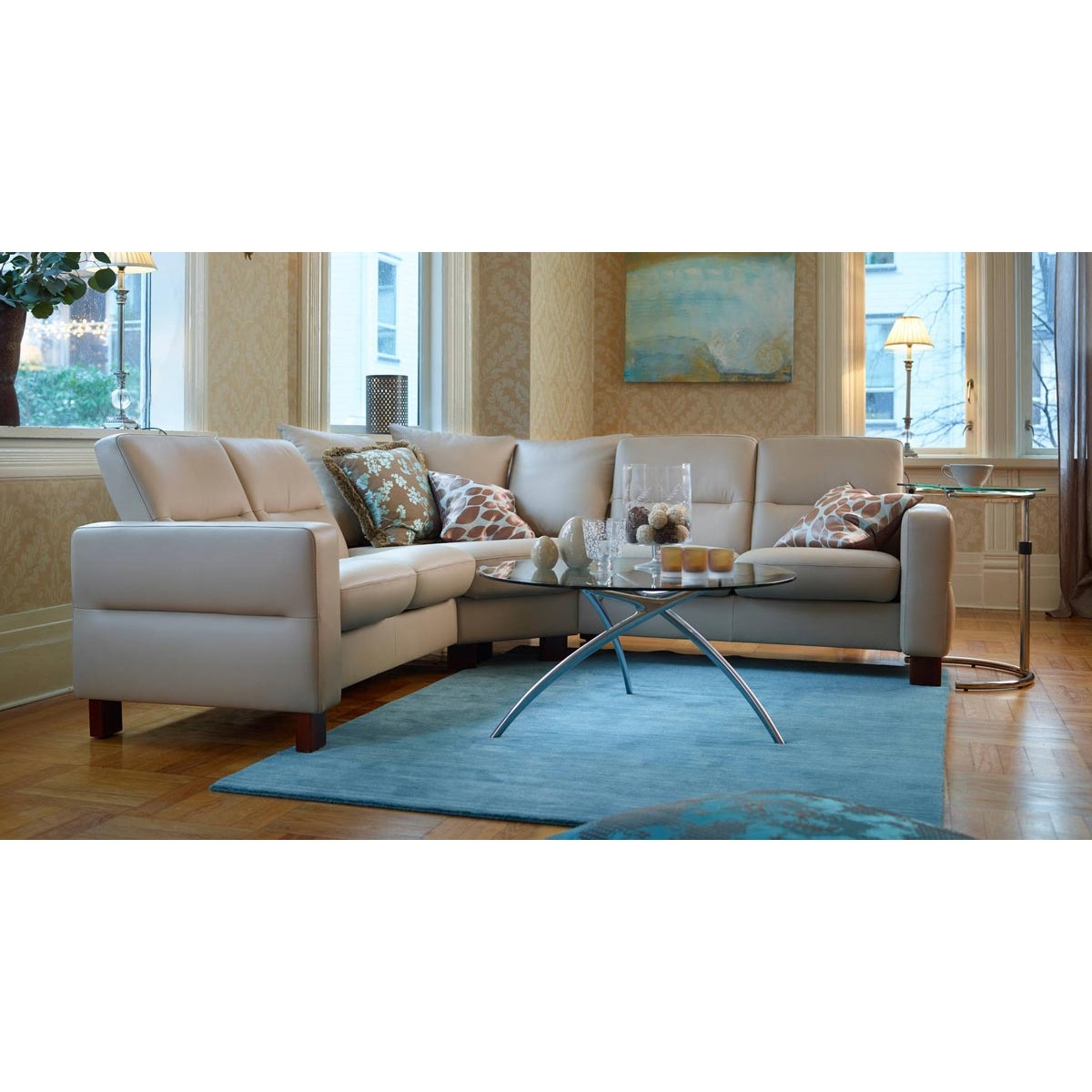 Stressless Sofa Rund Stressless Enigma Round Table From 895 00 By Stressless