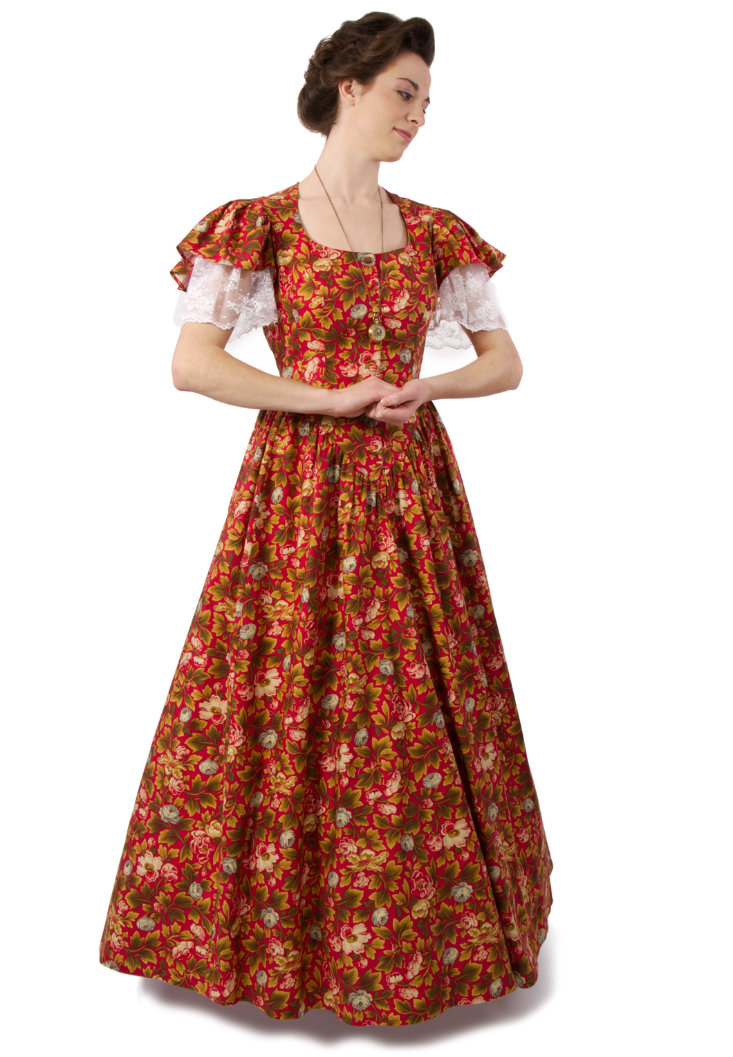 Relieving Fashioned Dresses 1800 Fashioned Dresses Names Mattie Dress West Dresses From Recollections wedding dress Old Fashioned Dresses