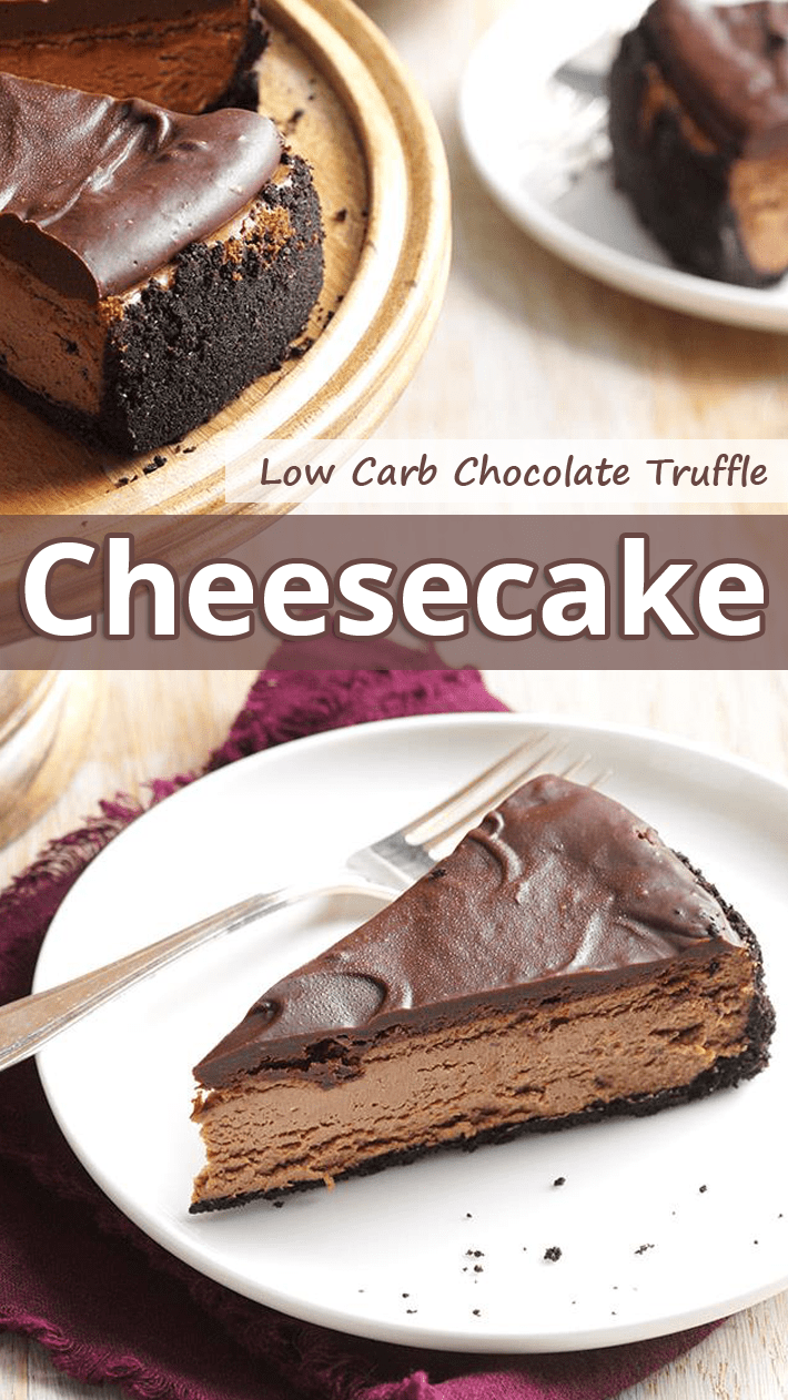 Low Carb Protein Kuchen Recommended Tips Low Carb Chocolate Truffle Cheesecake