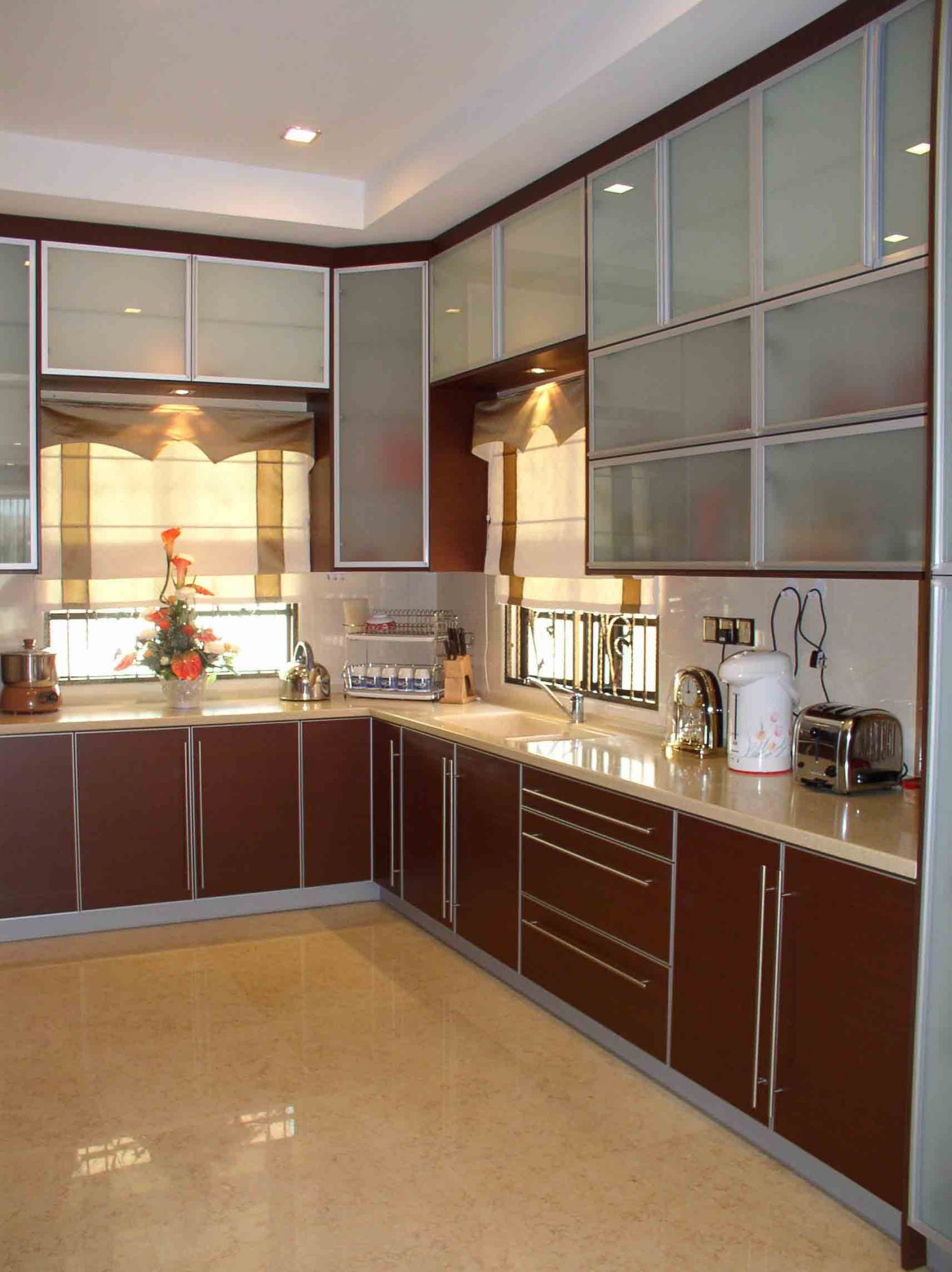Kitchen Cabinets Design Video 20 Popular Kitchen Cabinet Designs In Malaysia Recommend