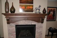 Fireplace Surrounds - Custom Built Fireplace Mantels ...