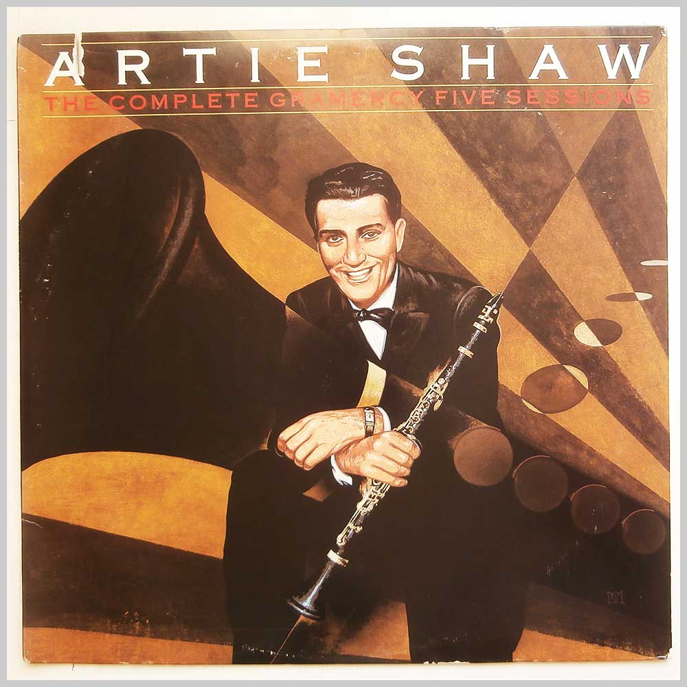 Artie Shaw Genre Artie Shaw Vinyl Record Jazz Music Lp Soul And Jazz Music Record