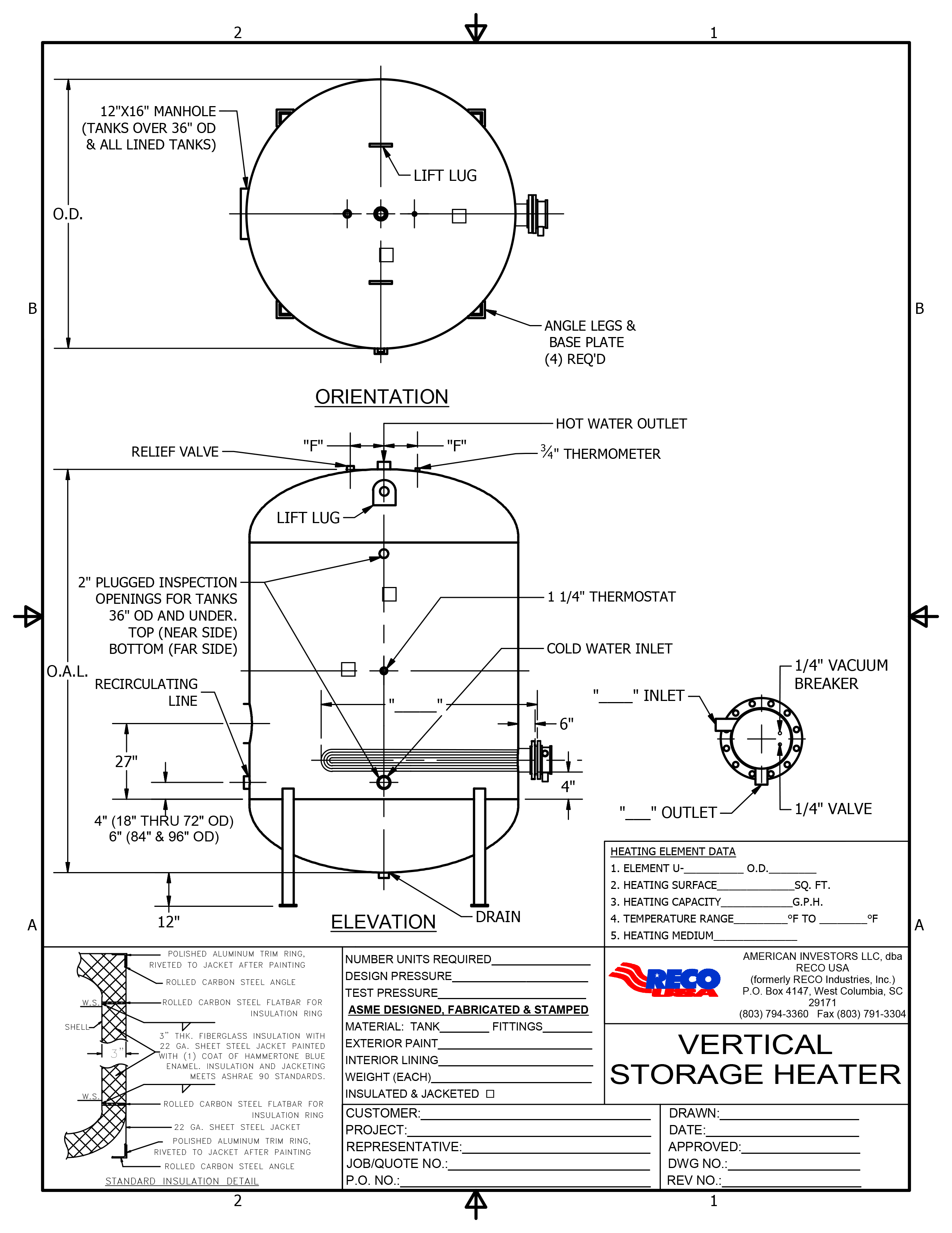 wiring diagram for hot water tank