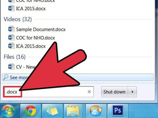 5 Ways to Recover Deleted Word Documents - on word