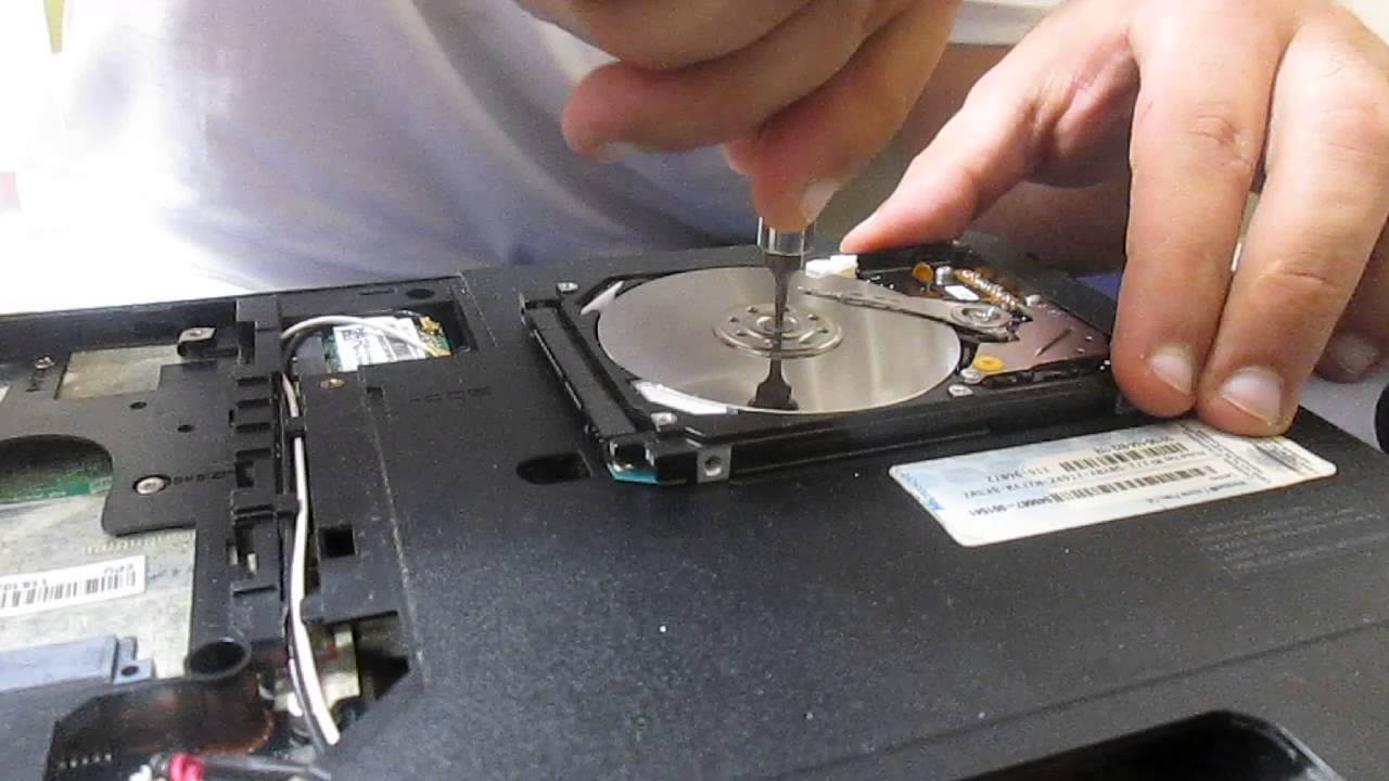 Repair Fixing How To Fix A Hard Drive