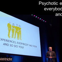 psychotic experiences, everybody has them, and so do you!