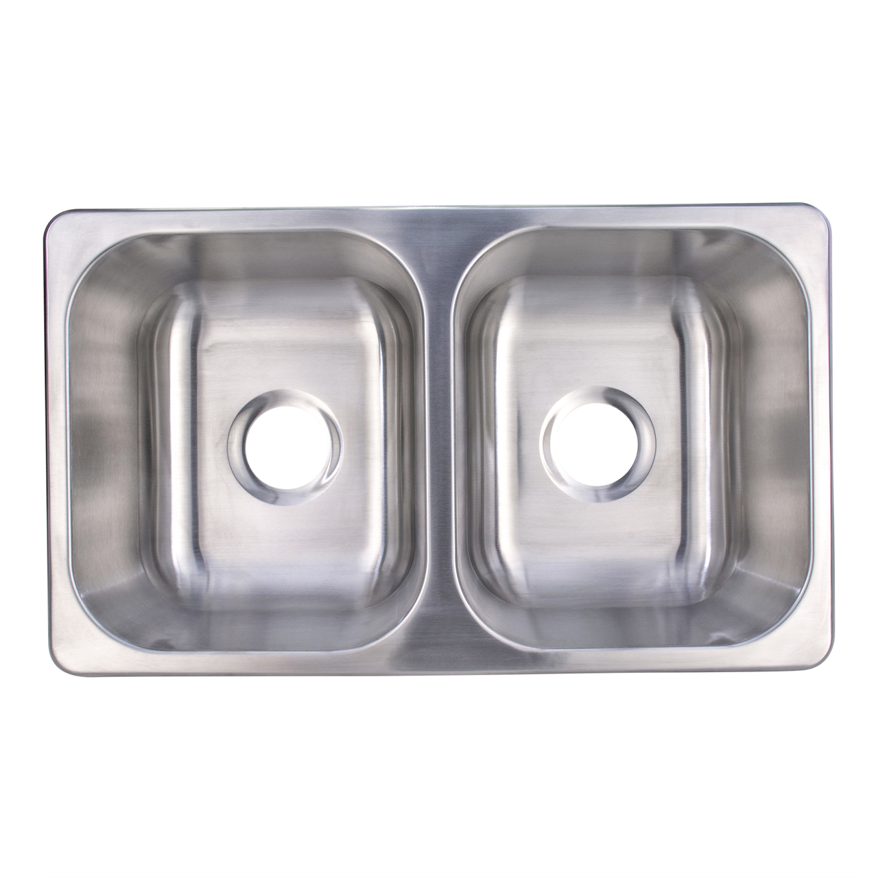 Stainless Steel Double Sink Sinks Double Stainless Steel Rv Sink 27 Quot X 16 Quot X 7 Quot