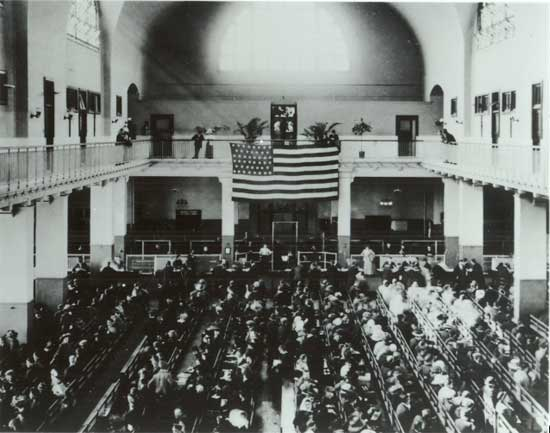 The Rich Roots of Diversity - This Day in History:  Ellis Island Closes Its Doors (3/3)