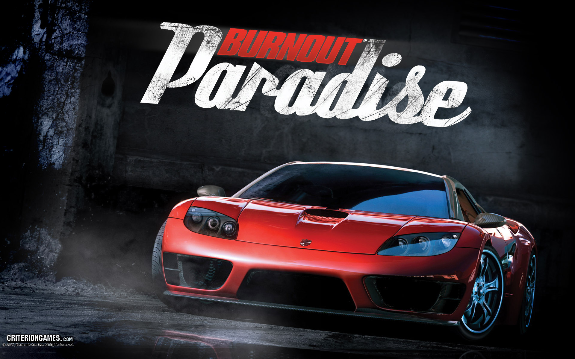 Racing Car Hd Wallpaper Free Download Burnout Paradise Xbox One Backwards Compatibility Could Be