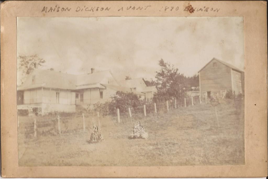 Presbytère 1890