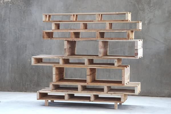 Tv Rack Mit Rollen Pallet Shelves & Coffee Table By M&m Designers • Recycled