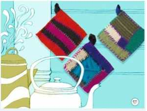 recycled-sweater-pot-holder