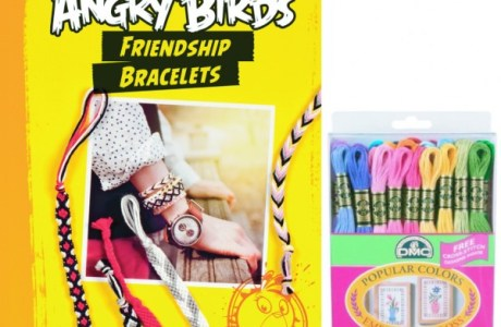 angry birds friendship bracelets dmc floss