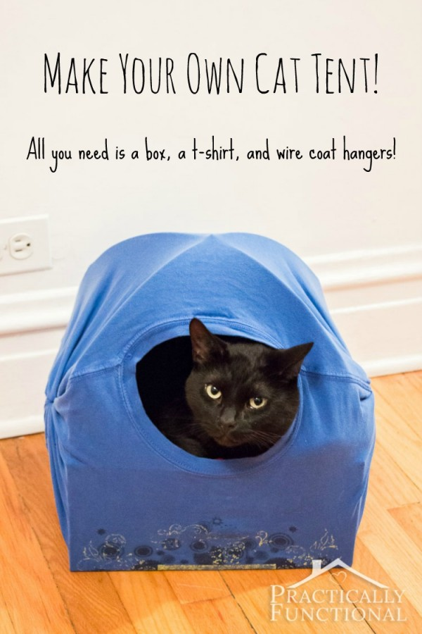 DIY-Cat-Tent-Bed-10