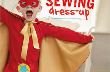 Giveaway- Sewing Dress-Up: 35 Cute and Easy Costumes for Kids
