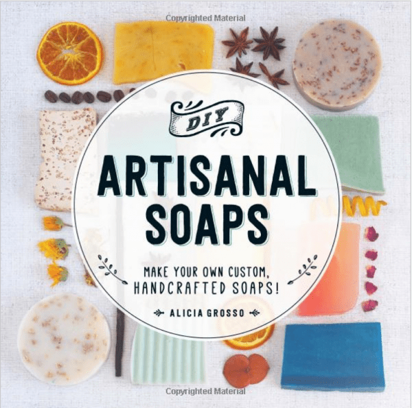 Giveaway- DIY Artisanal Soaps Make Your Own Custom Handcrafted Soaps