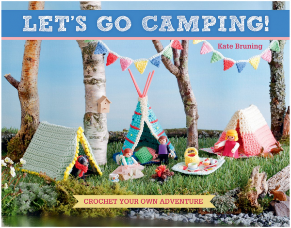 Giveaway- Let Go Camping Crochet Your Own Adventure