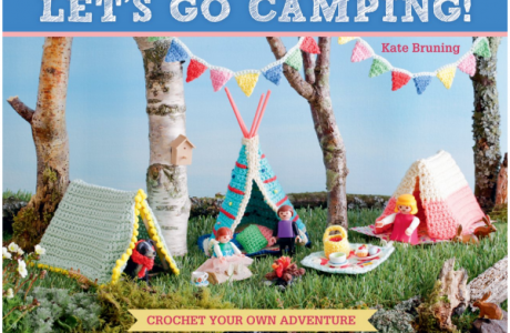 Giveaway- Let's Go Camping!: Crochet Your Own Adventure