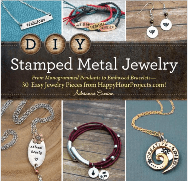 Giveaway DIY Stamped Metal Jewelry