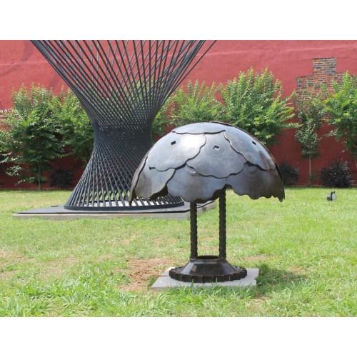 Medium Crop Of Metal Yard Art