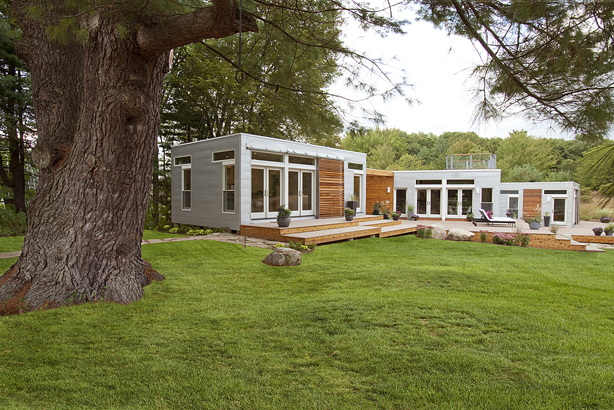 Blu Homes Offers Affordable, Green Living With Prefab Designs