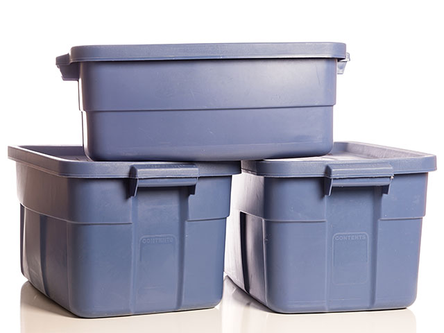 How To Recycle Plastic Storage Bins Recyclenation
