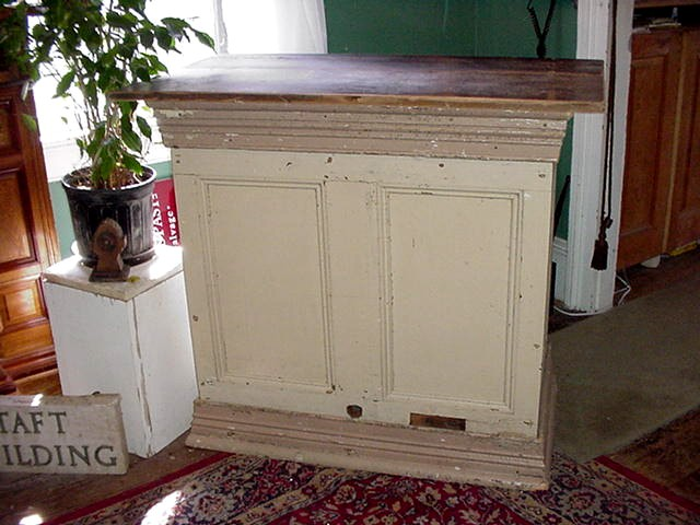 Salvaged Kitchen Cabinets For Sale Bar/counter/work Station | Recycling The Past