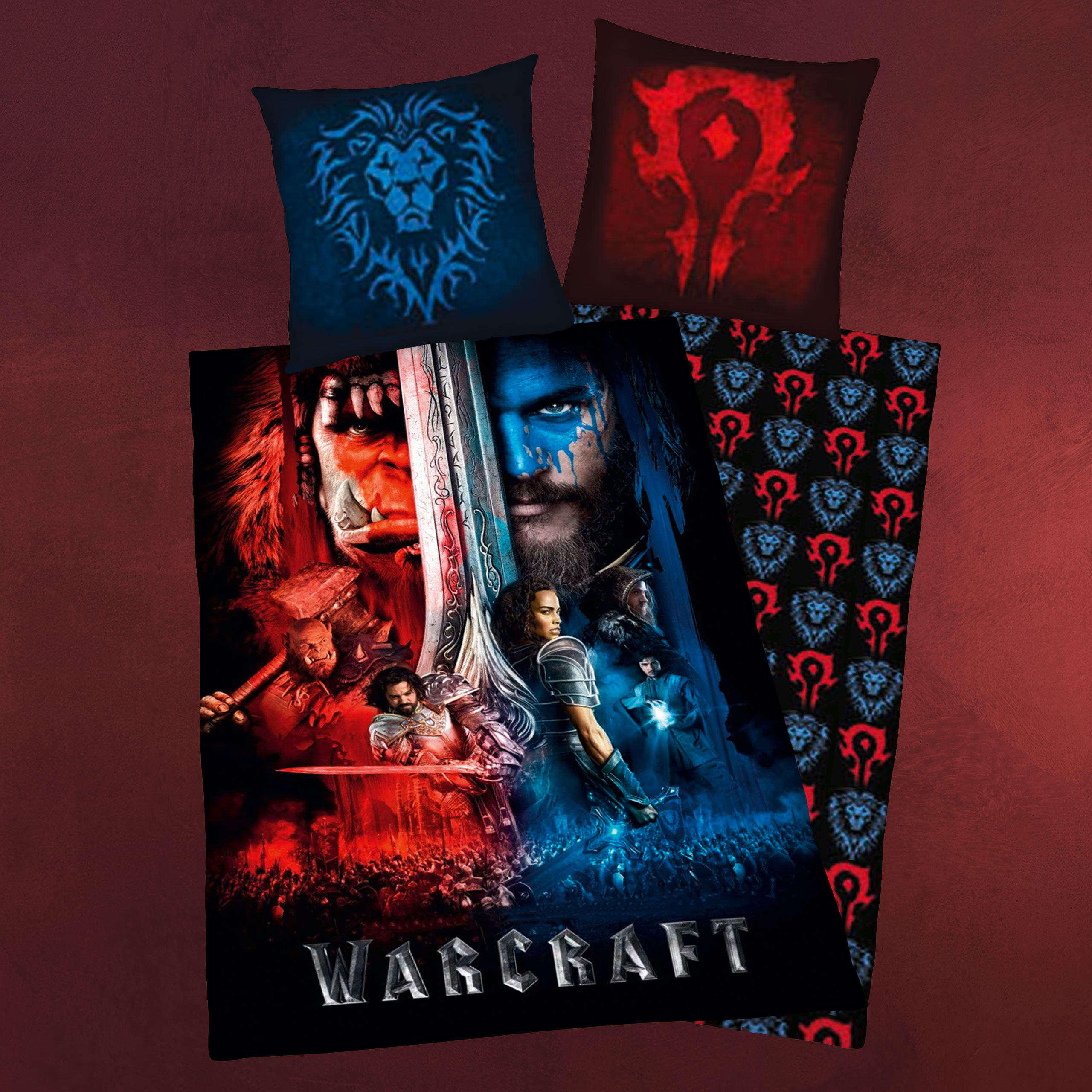 Warcraft Bettwäsche Warcraftmerch Hash Tags Deskgram