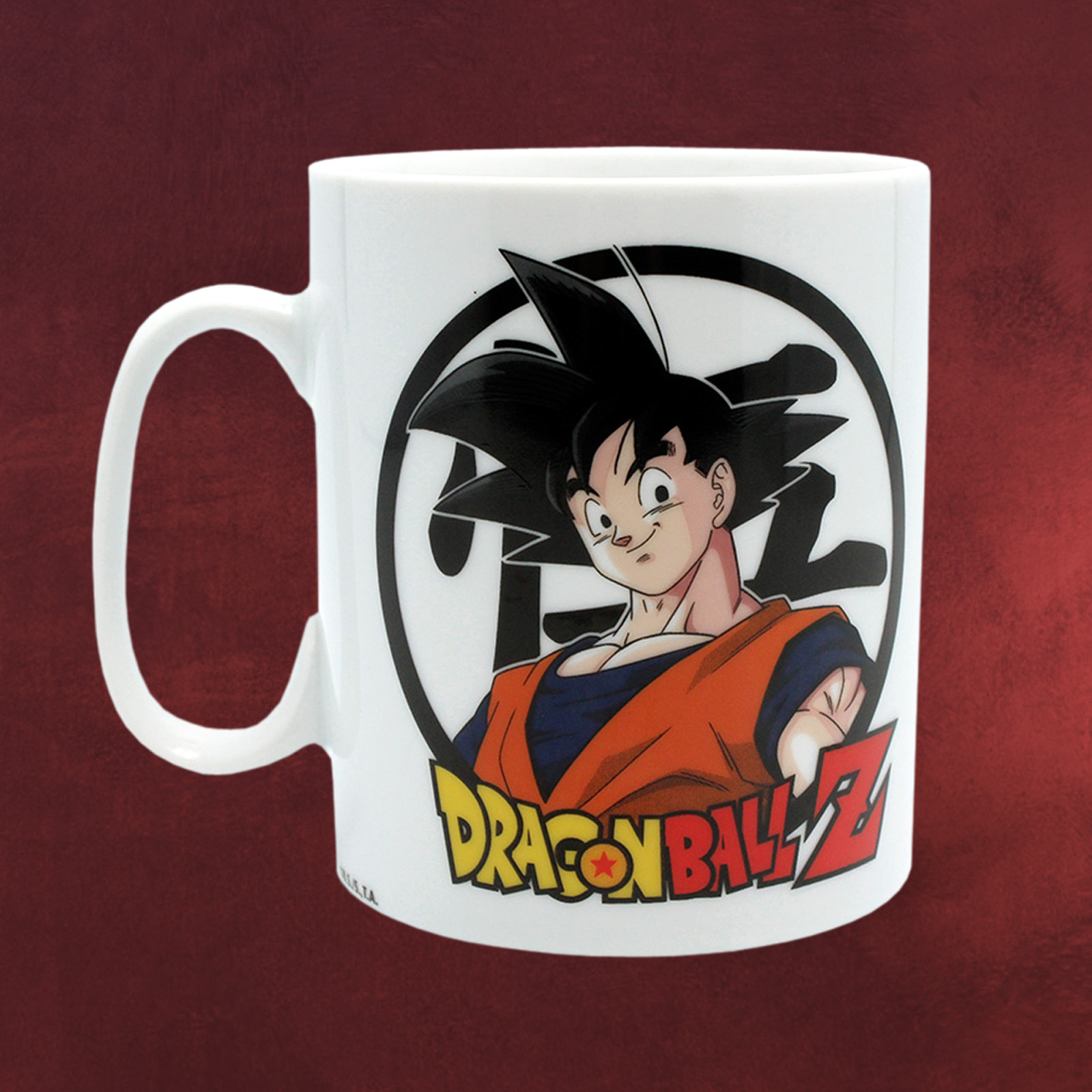 Dragonball Z Bettwäsche Dragon Ball Z Son Goku Tasse