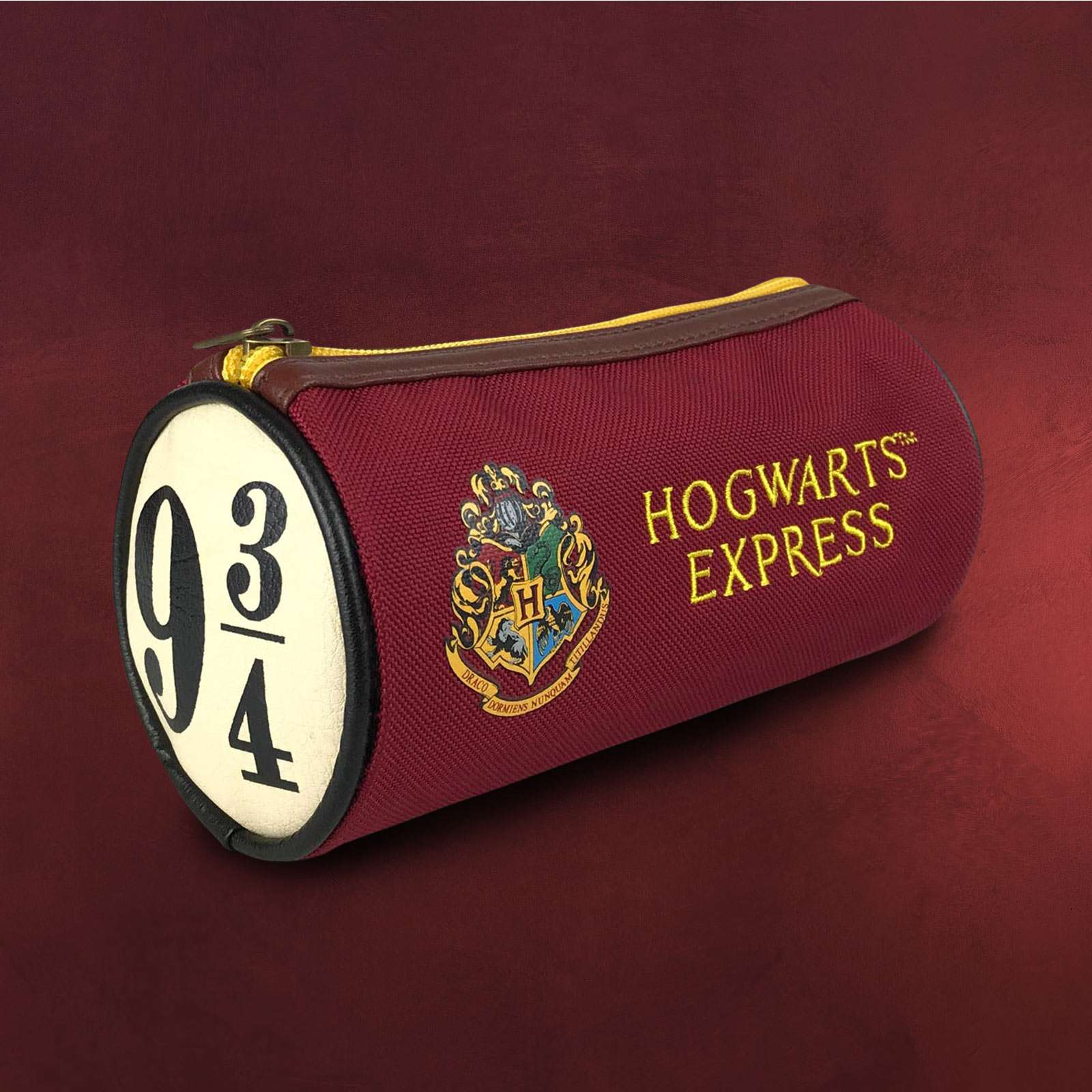 Harry Potter Hogwarts Wappen Bettwäsche Elbenwald Harry Potter Hogwarts Express 9 3 4 Kosmetiktasche