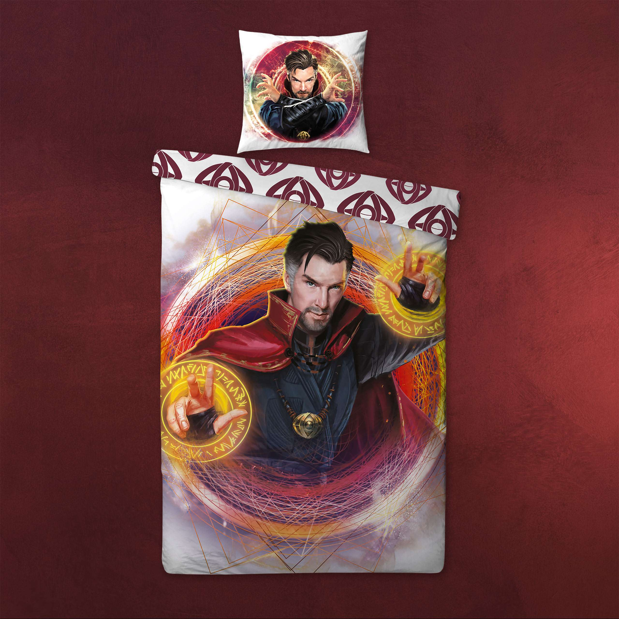 Game Of Thrones Bettwäsche Doctor Strange Wende Bettwäsche