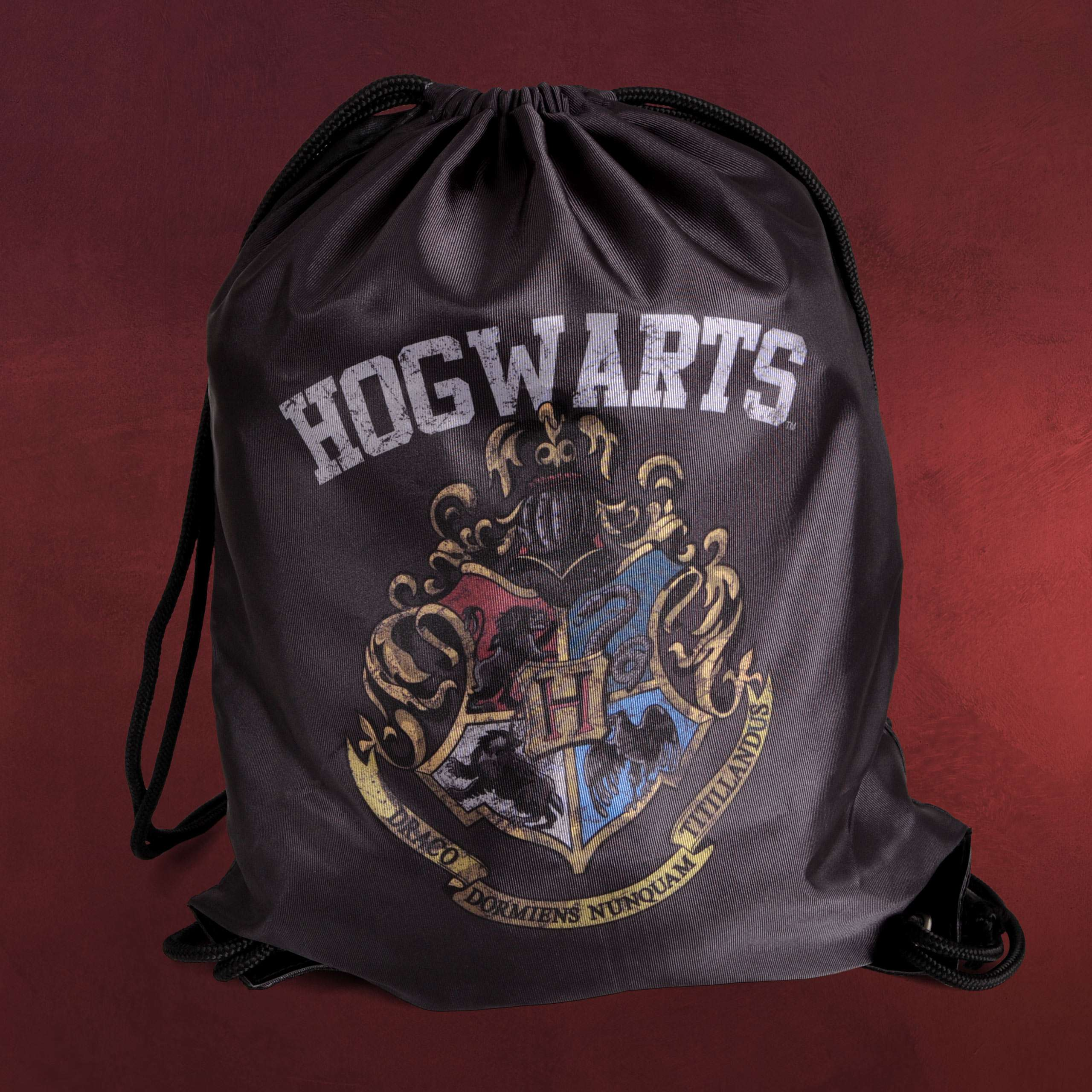 Harry Potter Hogwarts Wappen Bettwäsche Elbenwald Harry Potter Hogwarts Sportbag