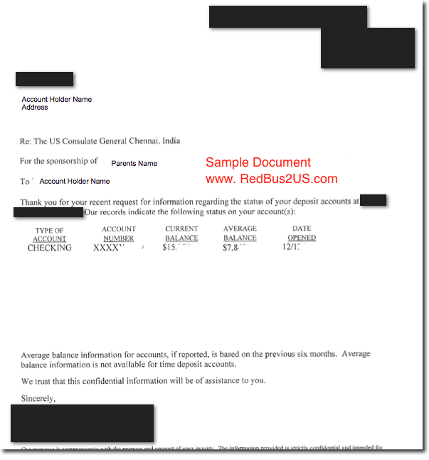 Can My Friend In The Uk Sponsor Me Get A Uk Visit Visa Parents Or Visitor Visa Sample Bank Verification Letter