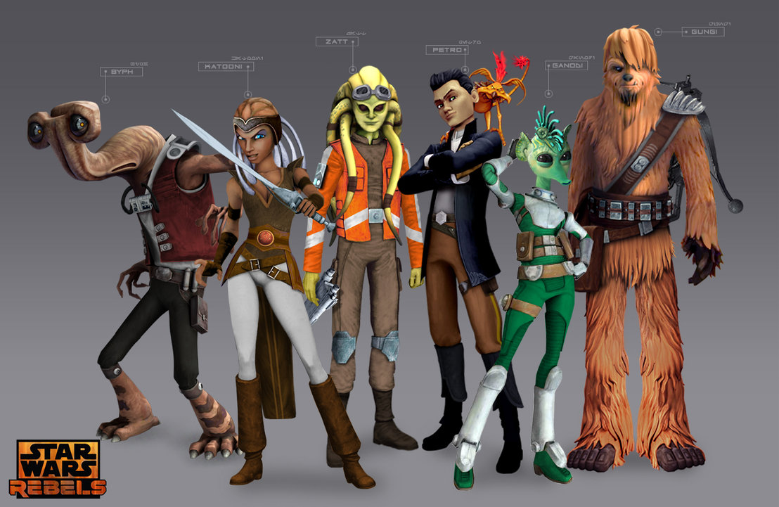Kino Dettelbach Star Wars Rebels Kinotour | Redcarpet Reports