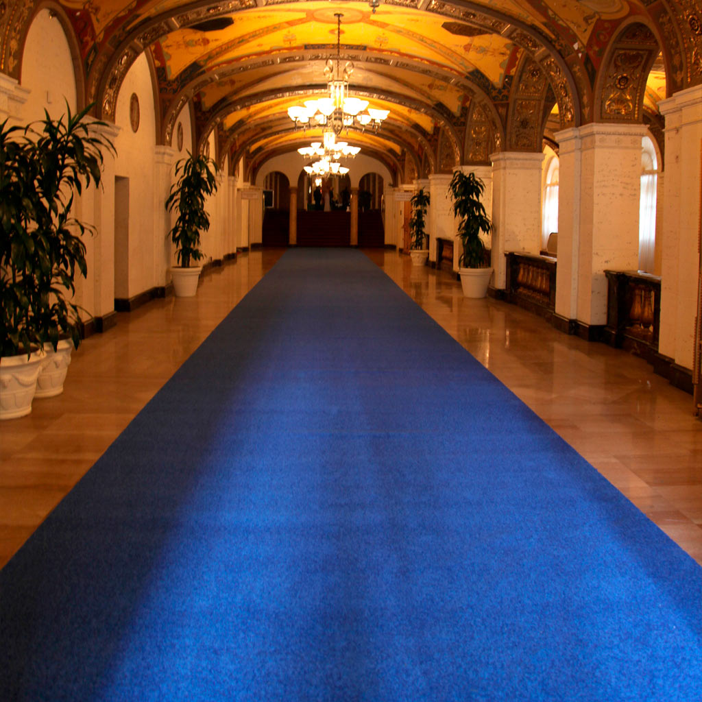 Blue Carpet Factory Direct Event Blue Carpet Runners For Sale Shipping