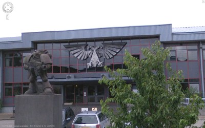 Games Workshop Ltd, Black LIbrary, Willow Road, Lenton, Nottingham