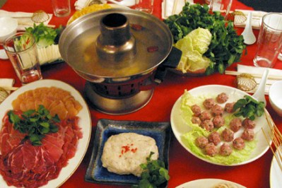 Hot Pot Meal
