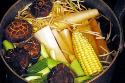Vegetarian Stock