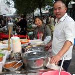 Chengdu Street Vendors' Food Fight