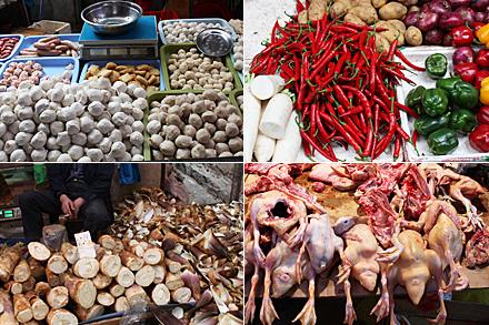 Xiamen Markets