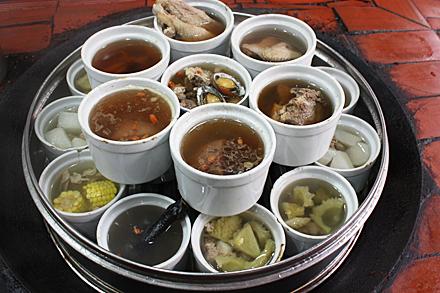 Fujianese Soups in Xiamen