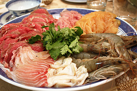 Sliced Meat for Hot Pot